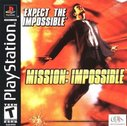 Cover zu Mission: Impossible - PlayStation