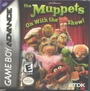Cover zu Muppets: On with the Show, The - Game Boy Advance