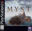 Cover zu Myst - PlayStation