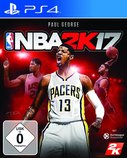 Cover zu NBA 2K17 - PlayStation 4
