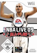 Cover zu NBA Live 09 - Wii