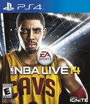 Cover zu NBA Live 14 - PlayStation 4
