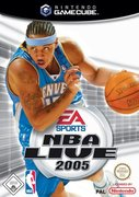 Cover zu NBA Live 2005 - GameCube