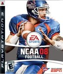 Cover zu NCAA Football 08 - PlayStation 3
