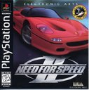 Cover zu Need for Speed II - PlayStation