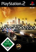 Cover zu Need for Speed: Undercover - PlayStation 2
