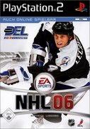 Cover zu NHL 06 - PlayStation 2