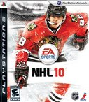 Cover zu NHL 10 - PlayStation 3