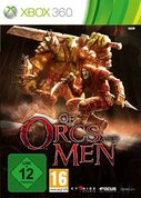 Cover zu Of Orcs and Men - Xbox 360