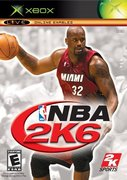 Cover zu NBA 2K6 - Xbox