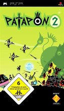 Cover zu Patapon 2 - PSP