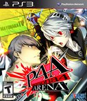 Cover zu Persona 4 Arena - PlayStation 3