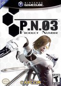 Cover zu P.N.03 - GameCube