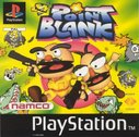 Cover zu Point Blank - PlayStation