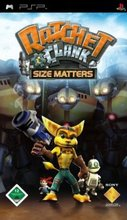 Cover zu Ratchet & Clank: Size Matters - PSP