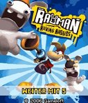 Cover zu Rayman Raving Rabbids - Handy
