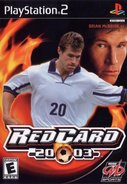 Cover zu RedCard 20-03 - PlayStation 2