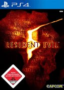 Cover zu Resident Evil 5 - PlayStation 4