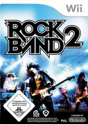 Cover zu Rock Band 2 - Wii