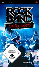 Cover zu Rock Band Unplugged - PSP