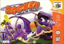 Cover zu Rocket: Robot on Wheels - Nintendo 64