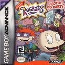Cover zu Rugrats: I Gotta Go Party - Game Boy Advance