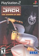 Cover zu Samurai Jack: The Shadow of Aku - PlayStation 2