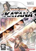 Cover zu Samurai Warriors: KATANA - Wii