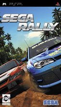 Cover zu Sega Rally - PSP