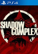 Cover zu Shadow Complex Remastered - PlayStation 4