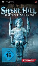 Cover zu Silent Hill: Shattered Memories - PSP
