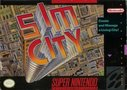 Cover zu SimCity - SNES