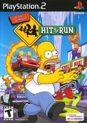 Cover zu The Simpsons: Hit & Run - PlayStation 2