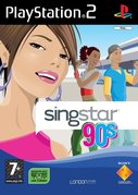 Cover zu SingStar 90s - PlayStation 2