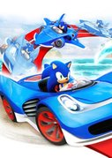 Cover zu Sonic & All-Stars Racing: Transformed - Android