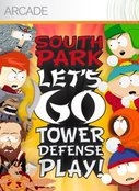 Cover zu South Park: Let's go Tower Defense Play! - Xbox 360