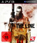 Cover zu Spec Ops: The Line - PlayStation 3