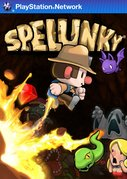 Cover zu Spelunky - PlayStation 3