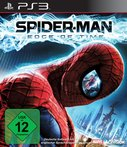 Cover zu Spider-Man: Edge of Time - PlayStation 3