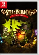 Cover zu SteamWorld Dig - Nintendo Switch