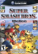 Cover zu Super Smash Bros.: Melee - GameCube