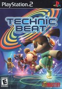 Cover zu Technic Beat - PlayStation 2