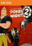Cover zu Telltale's Poker Night 2 - Xbox Live Arcade