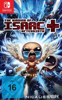 Cover zu The Binding of Isaac: Rebirth - Nintendo Switch