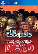 Cover zu The Escapists: The Walking Dead - PlayStation 4