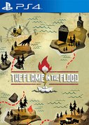 Cover zu The Flame in the Flood - PlayStation 4
