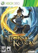 Cover zu The Legend of Korra - Xbox 360