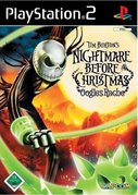 Cover zu Tim Burton's The Nightmare Before Christmas: Oogie's Revenge - PlayStation 2