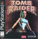 Cover zu Tomb Raider - PlayStation