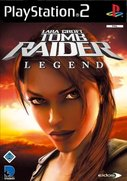 Cover zu Tomb Raider: Legend - PlayStation 2